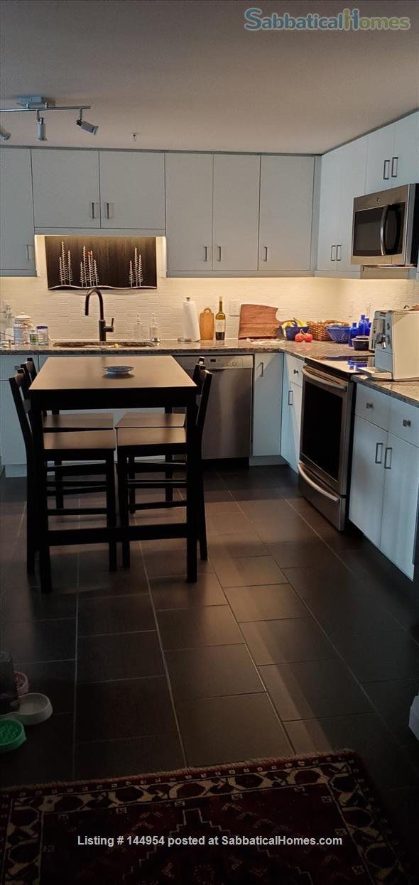 Luxury 2 bed-2 bath Furnished Condo with Underground Parking, Gym Home Rental in Guelph, Ontario, Canada 1