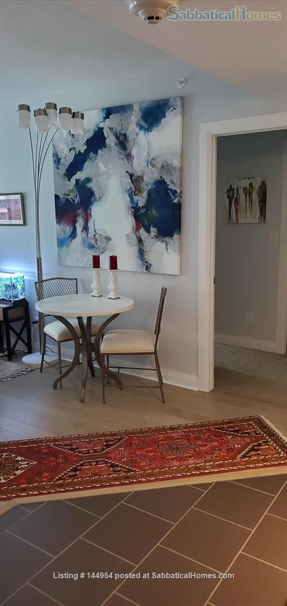 Luxury 2 bed-2 bath Furnished Condo with Underground Parking, Gym Home Rental in Guelph, Ontario, Canada 6