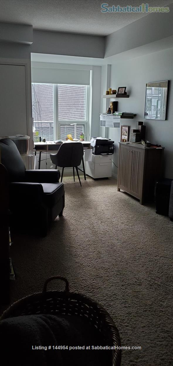 Luxury 2 bed-2 bath Furnished Condo with Underground Parking, Gym Home Rental in Guelph, Ontario, Canada 7