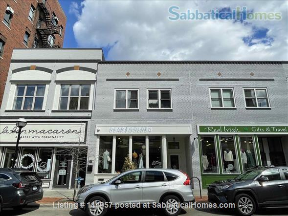 One bedroom airy loft with perfect location in downtown Ann Arbor Home Rental in Ann Arbor, Michigan, United States 9