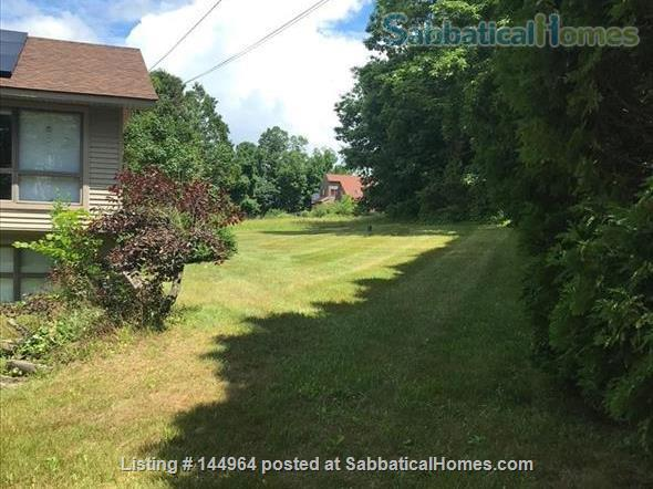 Home in country, near Northampton  and Amherst Mass. Home Rental in Whately, Massachusetts, United States 2