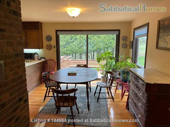 Home in country, near Northampton  and Amherst Mass. Home Rental in Whately, Massachusetts, United States 4
