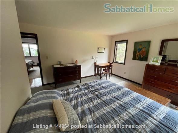 Home in country, near Northampton  and Amherst Mass. Home Rental in Whately, Massachusetts, United States 5