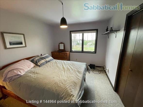 Home in country, near Northampton  and Amherst Mass. Home Rental in Whately, Massachusetts, United States 7
