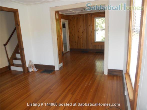 Two-Bedroom Apartment on Quiet Street; Walkable to Everything Northampton Home Rental in Northampton, Massachusetts, United States 1