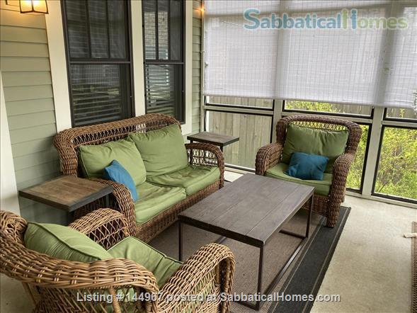 4 Bed/3.5 Bath Furnished Home in Vibrant, Walkable Belmont/12South Home Exchange in Nashville, Tennessee, United States 9
