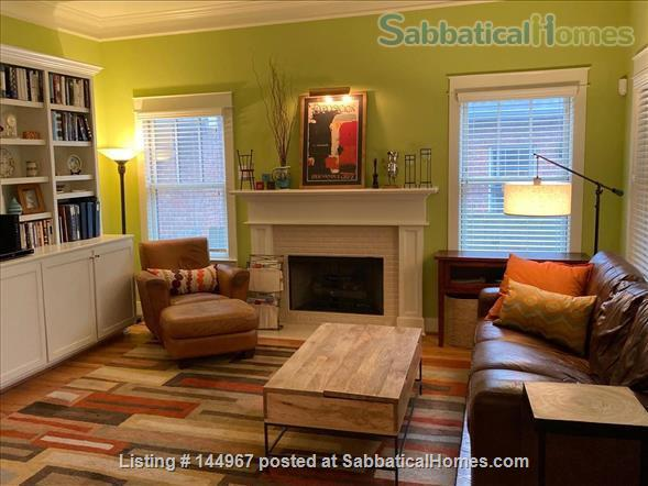4 Bed/3.5 Bath Furnished Home in Vibrant, Walkable Belmont/12South Home Exchange in Nashville, Tennessee, United States 0