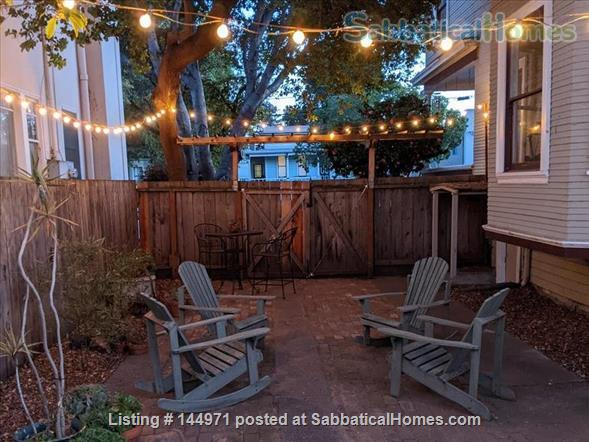Spacious 4 bd/2 bath Victorian with huge backyard in family-friendly, safe Alameda, minutes to the beach Home Rental in Alameda, California, United States 9