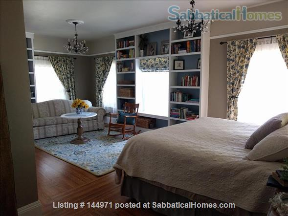 Spacious 4 bd/2 bath Victorian with huge backyard in family-friendly, safe Alameda, minutes to the beach Home Rental in Alameda, California, United States 4