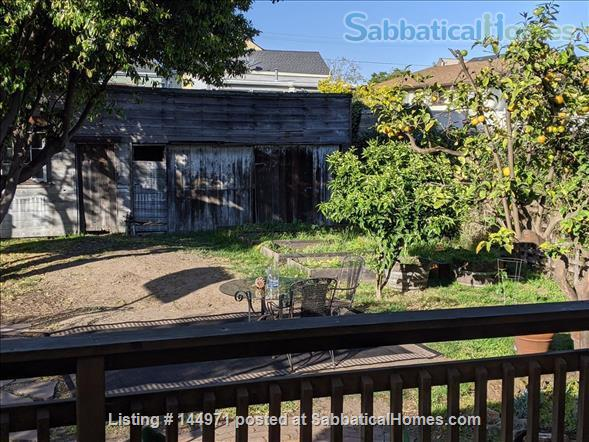 Spacious 4 bd/2 bath Victorian with huge backyard in family-friendly, safe Alameda, minutes to the beach Home Rental in Alameda, California, United States 8