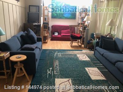 Sunny 2 bedroom house, 3 miles to UC, bikeable/walkable neighborhood Home Rental in Emeryville, California, United States 2