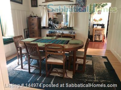 Sunny 2 bedroom house, 3 miles to UC, bikeable/walkable neighborhood Home Rental in Emeryville, California, United States 3