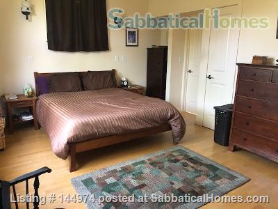 Sunny 2 bedroom house, 3 miles to UC, bikeable/walkable neighborhood Home Rental in Emeryville, California, United States 5