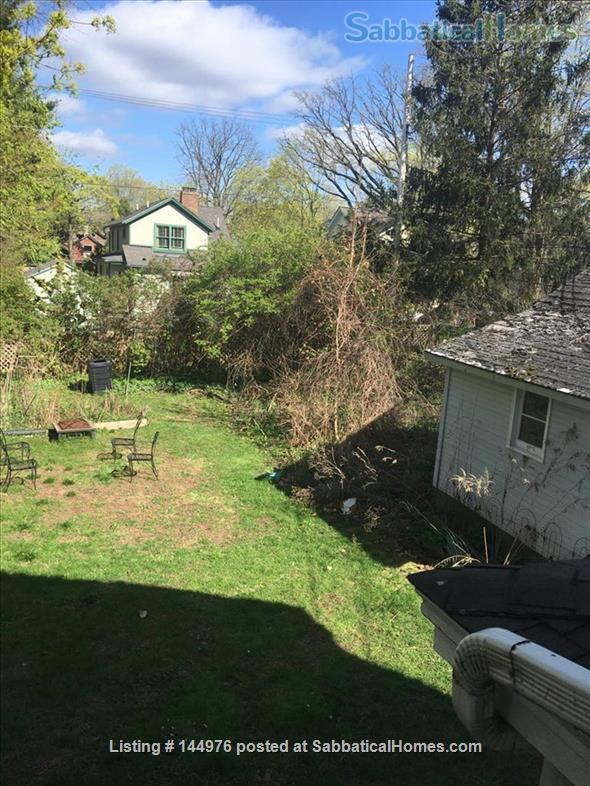 Lovely old west side summer sublet Home Rental in Ann Arbor, Michigan, United States 4