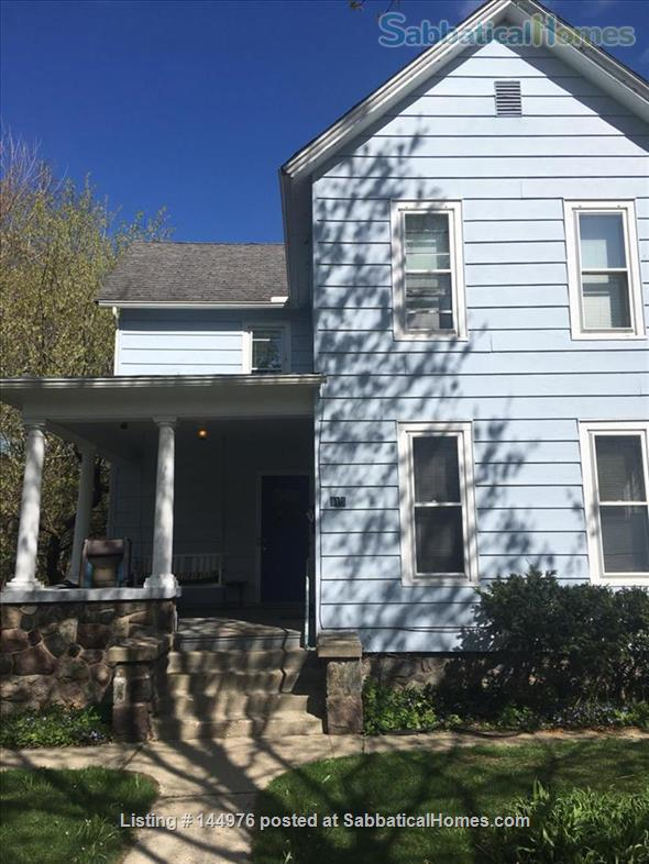 Lovely old west side summer sublet Home Rental in Ann Arbor, Michigan, United States 0