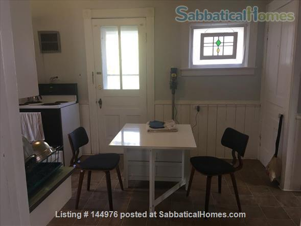Lovely old west side summer sublet Home Rental in Ann Arbor, Michigan, United States 1