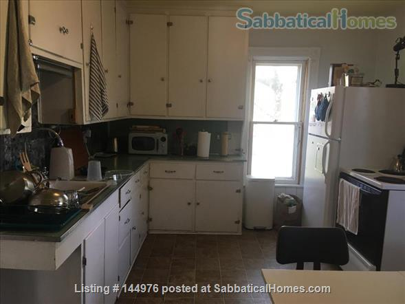 Lovely old west side summer sublet Home Rental in Ann Arbor, Michigan, United States 2