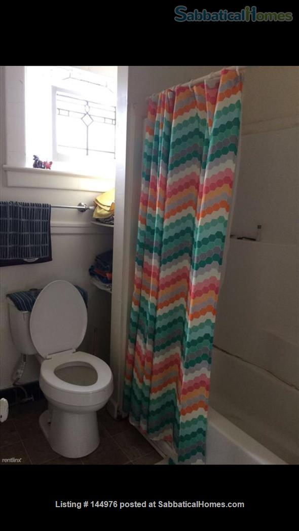 Lovely old west side summer sublet Home Rental in Ann Arbor, Michigan, United States 3