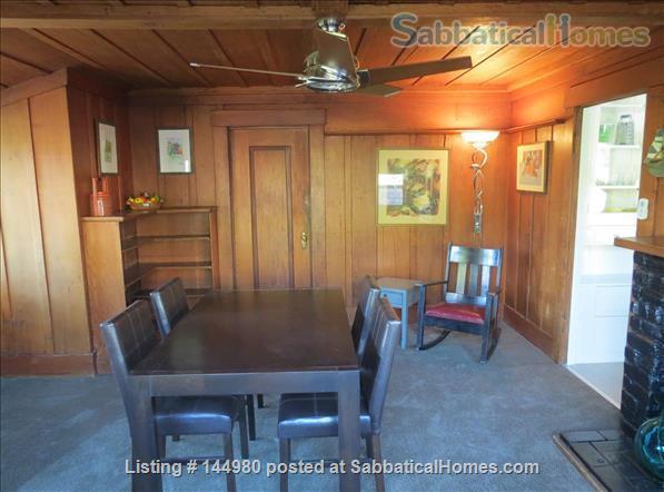 North Berkeley Large Unique Peaceful 1+ Bedroom Flat Home Rental in Berkeley, California, United States 6