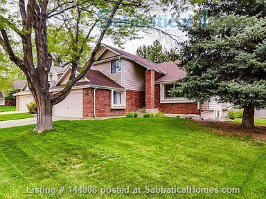 Golf Course Home in Fort Collins Home Rental in Fort Collins, Colorado, United States 1