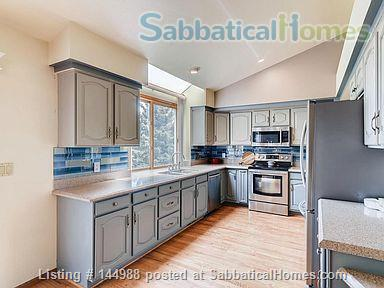 Golf Course Home in Fort Collins Home Rental in Fort Collins, Colorado, United States 0