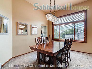 Golf Course Home in Fort Collins Home Rental in Fort Collins, Colorado, United States 3