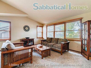 Golf Course Home in Fort Collins Home Rental in Fort Collins, Colorado, United States 4