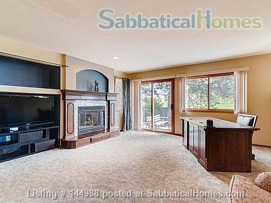Golf Course Home in Fort Collins Home Rental in Fort Collins, Colorado, United States 5