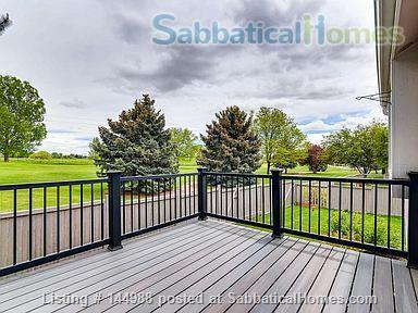 Golf Course Home in Fort Collins Home Rental in Fort Collins, Colorado, United States 8