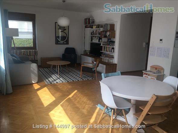 BEAUTIFUL 4/5 ROOM APARTMENT - ORANGERIE QUARTER - STRASBOURG Home Rental in Strasbourg, Grand Est, France 1