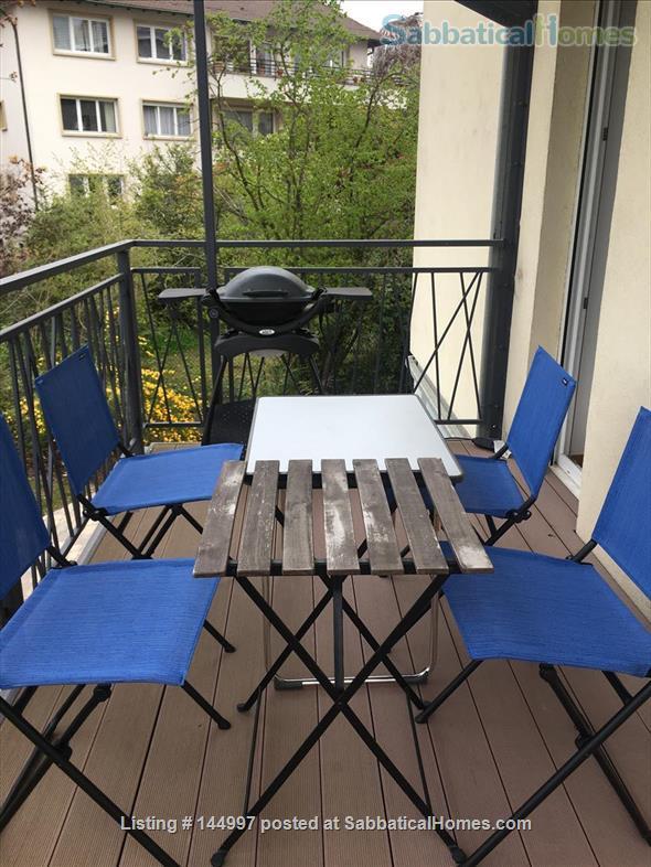 BEAUTIFUL 4/5 ROOM APARTMENT - ORANGERIE QUARTER - STRASBOURG Home Rental in Strasbourg, Grand Est, France 7