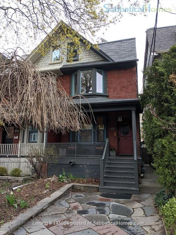 Great large 2 bedroom with roof deck in Prime Annex near U Toronto Home Rental in Toronto, Ontario, Canada 1