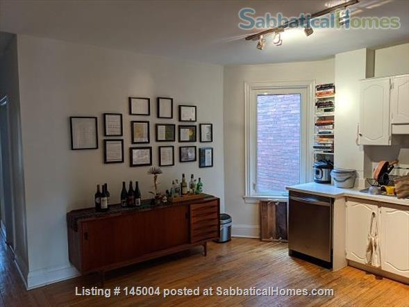 Great large 2 bedroom with roof deck in Prime Annex near U Toronto Home Rental in Toronto, Ontario, Canada 0