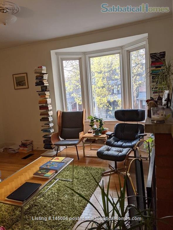 Great large 2 bedroom with roof deck in Prime Annex near U Toronto Home Rental in Toronto, Ontario, Canada 5