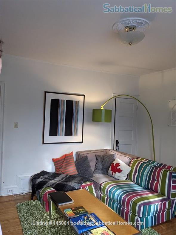 Great large 2 bedroom with roof deck in Prime Annex near U Toronto Home Rental in Toronto, Ontario, Canada 6