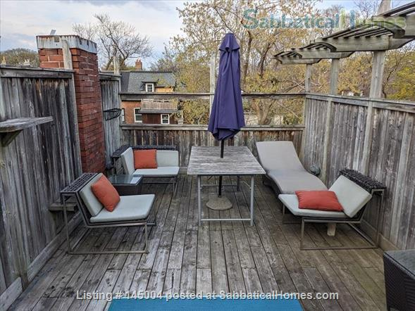 Great large 2 bedroom with roof deck in Prime Annex near U Toronto Home Rental in Toronto, Ontario, Canada 7