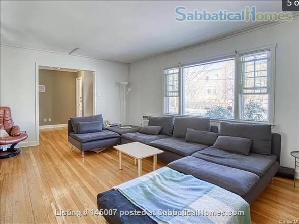 Beautiful 3 BR 2 BA House by East Rock Park Walkable to Yale Home Rental in New Haven, Connecticut, United States 0