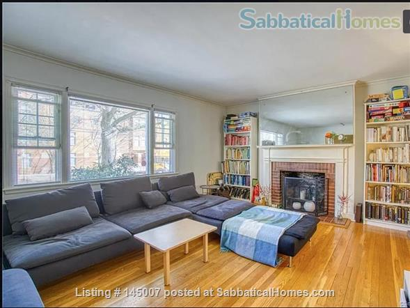Beautiful 3 BR 2 BA House by East Rock Park Walkable to Yale Home Rental in New Haven, Connecticut, United States 2