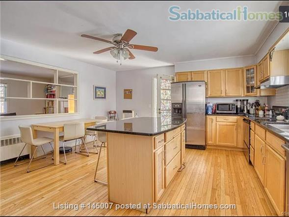 Beautiful 3 BR 2 BA House by East Rock Park Walkable to Yale Home Rental in New Haven, Connecticut, United States 3