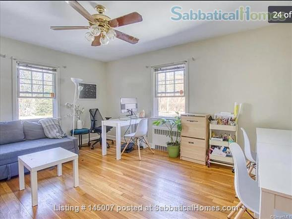Beautiful 3 BR 2 BA House by East Rock Park Walkable to Yale Home Rental in New Haven, Connecticut, United States 6