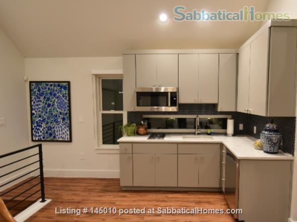 East Austin Furnished, Light-filled Garage Apartment Home Rental in Austin, Texas, United States 0