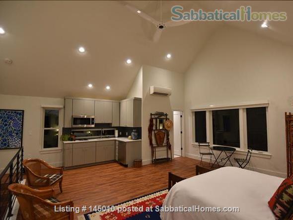 East Austin Furnished, Light-filled Garage Apartment Home Rental in Austin, Texas, United States 2