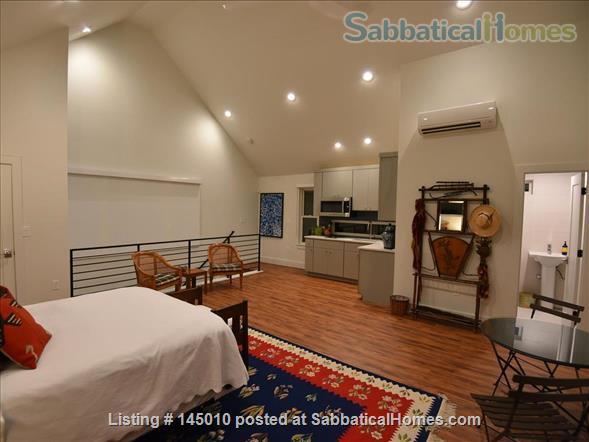 East Austin Furnished, Light-filled Garage Apartment Home Rental in Austin, Texas, United States 3