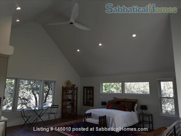 East Austin Furnished, Light-filled Garage Apartment Home Rental in Austin, Texas, United States 6