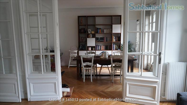 Light, spacious Parisian flat by the Jardin du Luxembourg Home Exchange in Paris, Île-de-France, France 1