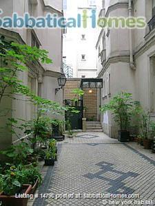 Classic apartment in the heart of Saint-Germain Home Rental in Paris, Île-de-France, France 1