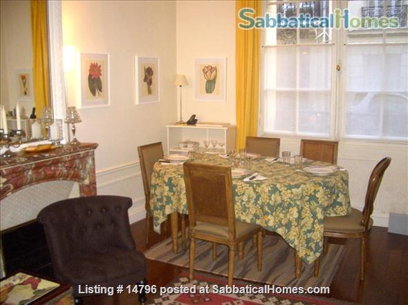 Classic apartment in the heart of Saint-Germain Home Rental in Paris, Île-de-France, France 7