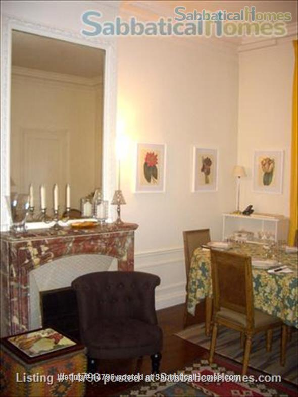 Classic apartment in the heart of Saint-Germain Home Rental in Paris, Île-de-France, France 8