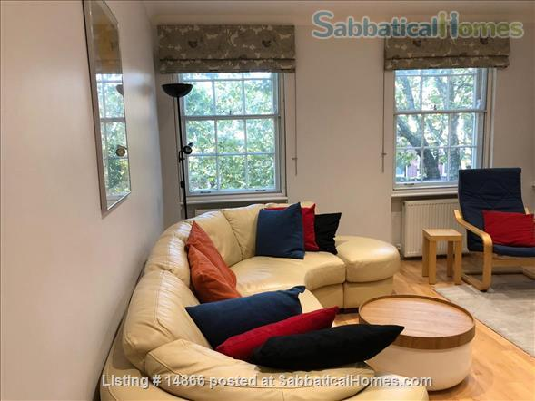 A light-filled and spacious 2 bedroom apartment in beautiful, historic Hampstead Home Rental in Greater London, England, United Kingdom 1