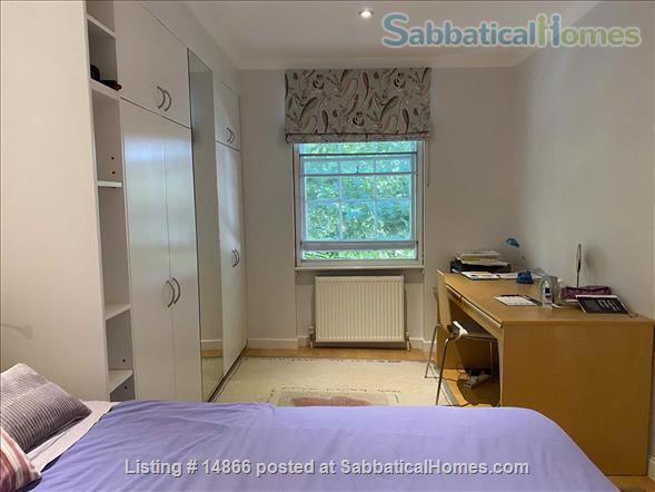 A light-filled and spacious 2 bedroom apartment in beautiful, historic Hampstead Home Rental in Greater London, England, United Kingdom 5